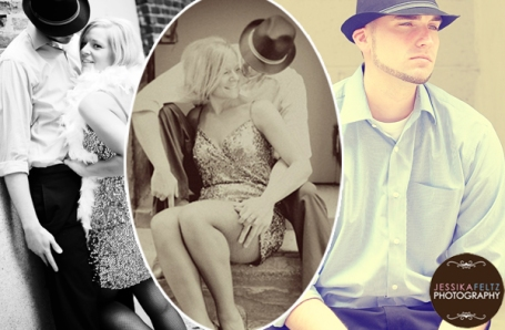 Our Roaring 20s Shoot