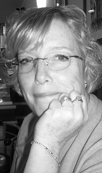 My beautiful mom, Denise