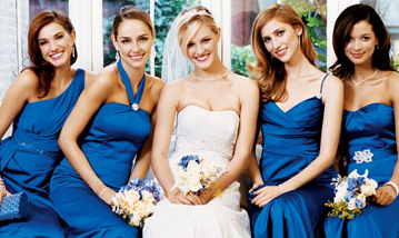 Bridesmaids-in-Blue