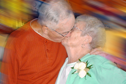 Still Young + In Love after 60 Years!