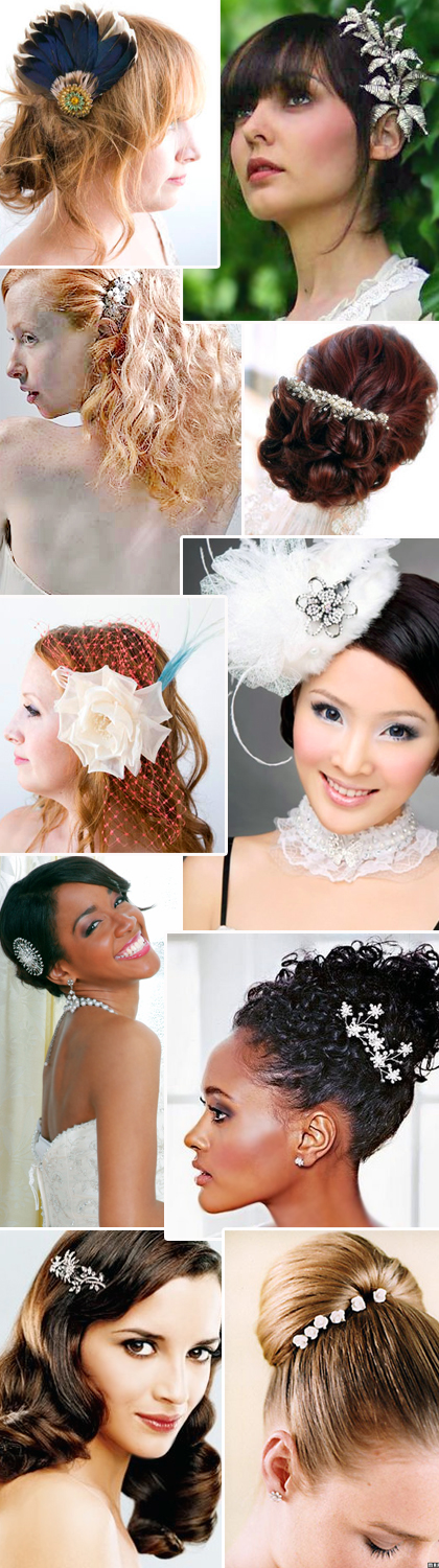 VintageHairAccessories Filed under Bridal Beauty Tips TricksThe