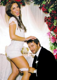 Britney-Spears-Bride