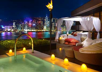 Honeymoolah 3: The InterContinental's Terrace Suite