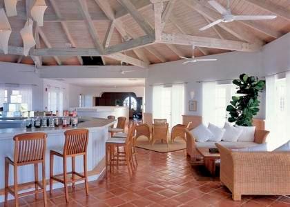 Honeymoolah 5: Parrot Cay's Sanctuary Villa