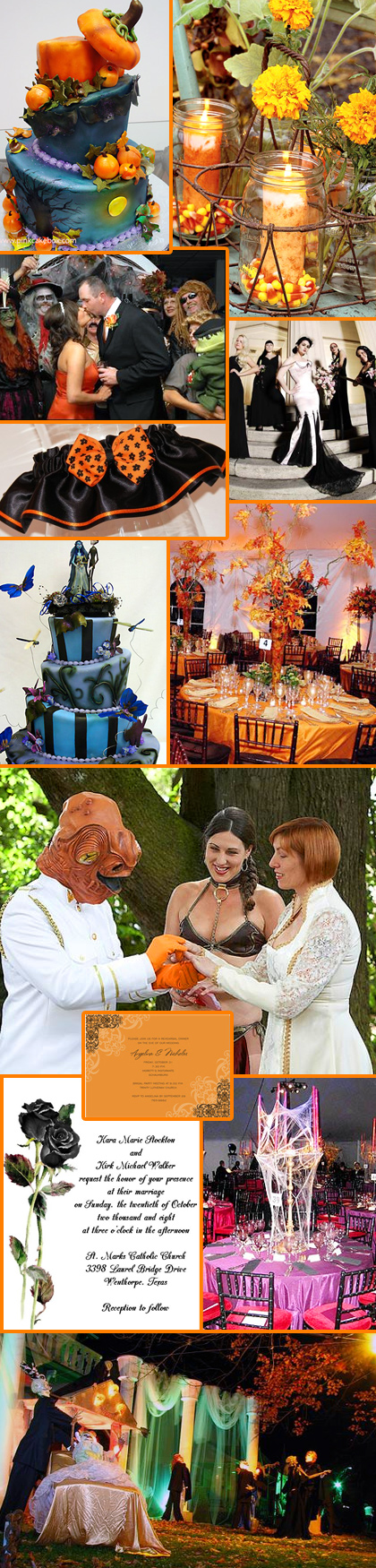 Halloween-Themed-Wedding-Ideas
