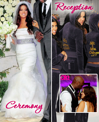 Khloe Kardashian Wedding Gown: Be Oscar-worthy At Your Wedding With A Wardrobe Change