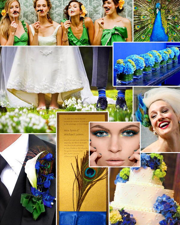Popular Wedding Colors: The Best Wedding Blog Ever By