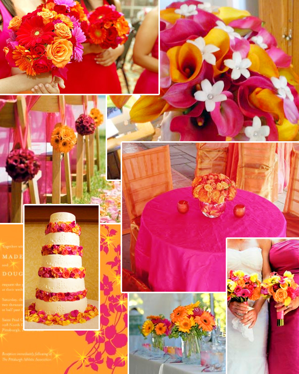 unique wedding colors | The Best Wedding Blog Ever by Marilyn\'s ...