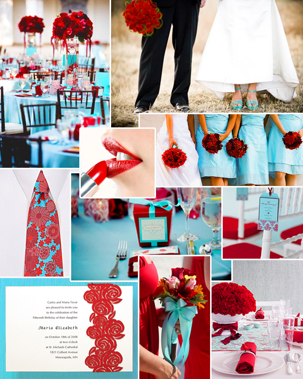 The Best Wedding Blog Ever by Marilyn 39s Keepsakes wedding color schemes