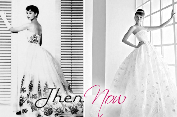 Audrey Hepburn | The Best Wedding Blog Ever by Marilyn\'s Keepsakes