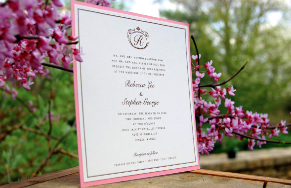 Pretty Postage How to Save Money on your Wedding Invitations