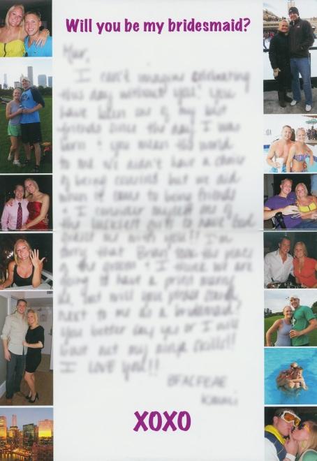 Inside of Kimmi's card :)