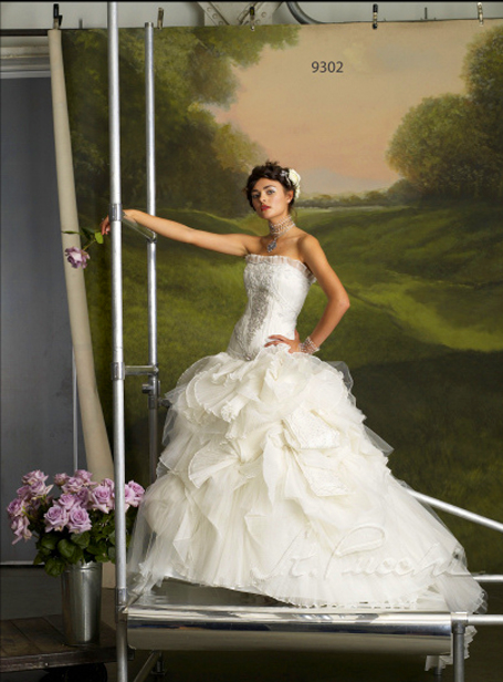 Designer, St. Pucchi Couture (photo courtesy of stpucchi.com)